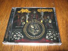 """ALTAR / CARTILAGE """"Split"""" 2 X CD  purtenance funebre carbonized"""