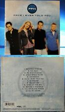 FFH - Have I Ever Told You (CD, 2001, Brentwood Records, USA)