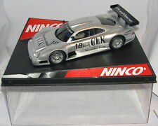 NINCO 50339 SLOT CAR MERCEDES CLK GTR PRORACE  MB