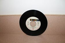 "Durell Coleman When a man loves a woman/somebody took my love 7"" vinyl Island"