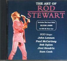 STEWART ROD THE ART ELTON JOHN LENNON McCARTNEY HENDRIX BOB DYLAN CD 1993 ITALY
