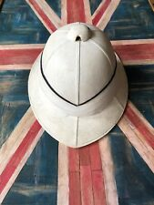 Early 29th Century Navy Pith Helmet