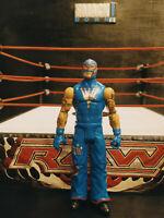 WWE REY MYSTERIO WRESTLING FIGURE BASIC BATTLE PACK SERIES 22 MATTEL FREE PP