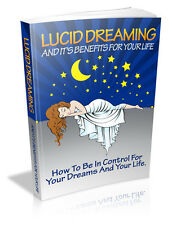 Lucid Dreaming And It's Benefits For Your Life + 10 Free eBooks ( PDF )