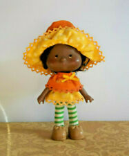 Strawberry Shortcake ORANGE BLOSSOM Black Hair Doll w/Outfit American Greetings
