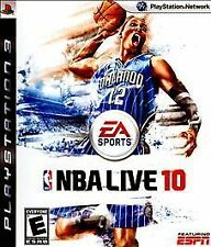 BRAND NEW Sealed NBA Live 10 (Sony PlayStation 3, 2009)