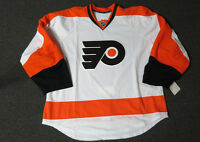 New Philadelphia Flyers Authentic Team Issued Reebok Edge 2.0 Hockey Jersey NHL