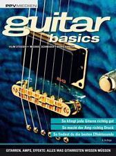 Guitar Basics Gitarren Amps Effekte neu und verschweißt