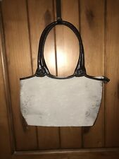 Thirty One Hampton In Taupe Albany Bag Shoulder Purse Tote