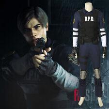 Biohazard Resident Evil RE 2 Leon S Kennedy RPD Spiel costume Kostüm Cosplay