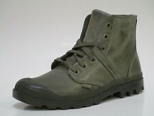 Palladium Men's Pallabrouse lea 2 Leather Combat Boots Brand New