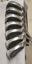 GENTS RIGHT HAND PING ISI K BLACK DOT IRONS REFURBISHED