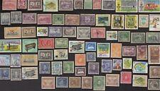 73 EL SALVADOR All Different Stamps (C78)