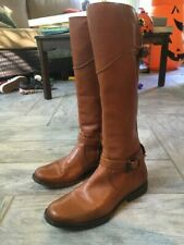 Frye Women's Tall Camel Brown Boots Size 9