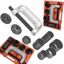10pc Ball Joint Press Service Kit Remover Separator 4x4s Adaptor 4 in 1Tool Set