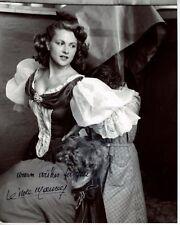 NICOLE MAUREY Signed Autographed Photo