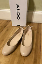 Aldo Womens Flat Shoes Size 8 Nude