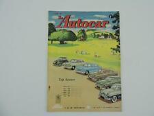 June 1955 The Autocar Magazine Ford Popular Anglia Prefect Consul Zephyr L11255