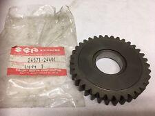 NOS Suzuki ATV 1984-87 LT185 ALT185 Driven Reverse Gear P/N 24571-24401