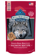 Natural Wilderness Blue Buffalo MADE IN USA Dog SALMON Treats Grain Free