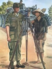 The Nco, Images Of An Army In Action, Print, Into The Provinces, Vietnam, 1965
