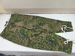 WSS PEA DOT M44 TROUSERS Drillich Keilhose Tarnhose Erbsentarn Hose Gr.52