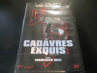 "DVD NEUF ""CADAVRES EXQUIS"" Lino VENTURA, Max VON SYDOW / Francesco ROSI"