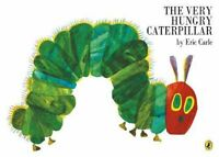 The Very Hungry Caterpillar Paperback book by Eric Carle