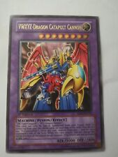 VWXYZ-Dragon Catapult Cannon EEN-EN031 Ultimate Rare 1st Edition YuGiOh!