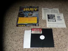 Super Huey Commodore 64 C64 with manual and box