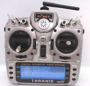 FrSKY 2.4GHz ACCST TARANIS X9D accst Digital Transmitter Radio+ battery + case