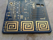 FM PLL RDVV PCB BroadBand NoTUNE 87.5-108MHz 0-6W Broadcast (by moutoulos ™)