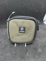 Gray Nintendo GameCube 12 Game Disc Holder Storage Carry Case Original Stained