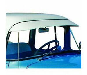 1955 1956 1957 1958 1959 Chevy Pickup Truck Sun Visor Windshield Exterior gmc