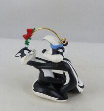 Pepe Le Pew & Penelope Looney Tunes Keepsake Hallmark Christmas Tree Ornament