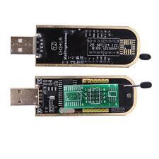 USB Programmer CH341A Series Burner Chip 24 EEPROM BIOS Writer 25 SPI Flash USA