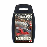 Top Trumps - Grand Prix heroes F1
