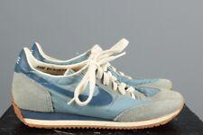 Vtg Women's 70s 80s Nike Running Shoes sz 6.5 1970s 1980s Blue Sneakers 6 1/2