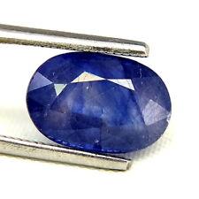 TOP SAPPHIRE : 5,06 Ct Natürlicher Blau Saphir aus Ceylon
