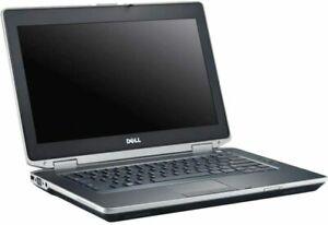 """Dell Latitude E6430 4GB 14"""" Notebook 2.90 GHz Intel Core I7-3520M 320GB OEM W10P"""