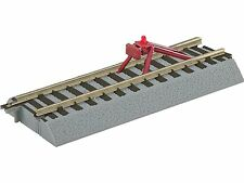 NIB S Lionel 6-49866 FasTrack Straight Track w/Lighted Bumpers 2 Pk