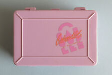Vintage 1990's Caboodles of California Lt. Purple Mini Double Sided Travel Case