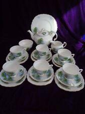 Teapot British Colclough Porcelain & China Tableware