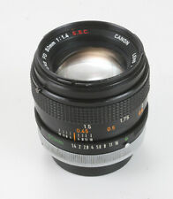 50MM 50/1.4 BELL &HOWELL/ CANON FD/179128