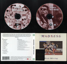 MADNESS - KEEP MOVING - DELUXE 2xCD REISSUE FROM 2010 - SUGGS SKA TWO 2 TONE LP