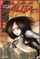 Battle Angel Alita Vol 1 Cyberpunk Manga Series Sci-fi Action Anime Loot Crate