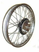 "19"" Front  Wheel & Brake Complete Assembly For Royal Enfield Bsa"