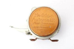 Vintage HEDDON AUTOMATIC No.37 Fly Fishing Reel- James Heddon's Sons- Rare!