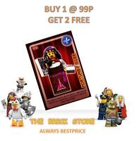 LEGO #018 FORTUNE TELLER CREATE THE WORLD TRADING CARD - BESTPRICE + GIFT - NEW