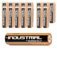 16 x DURACELL AAA Micro Alkaline LR03 Batterie MN2400 1,5V Industrial 16 Stück